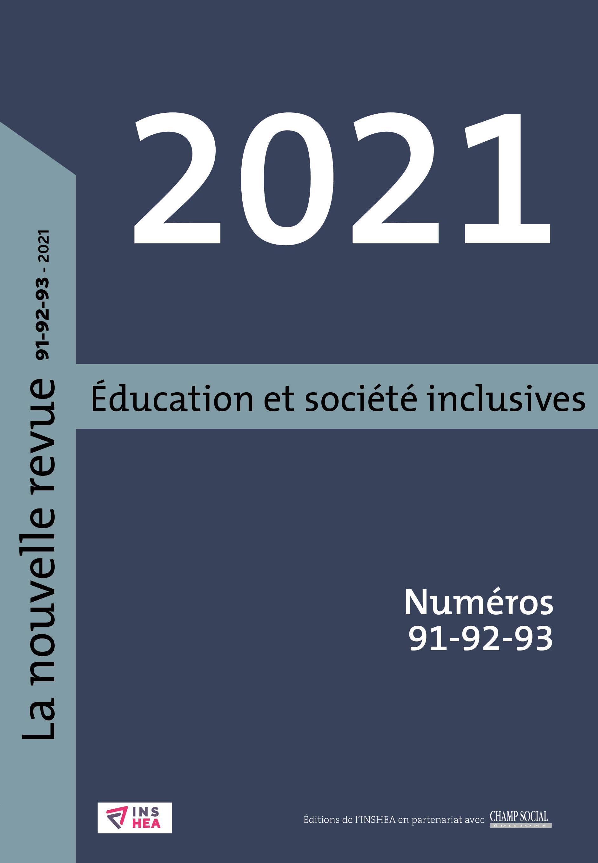 Couverture Abonnement 2021