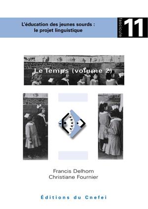 """Couverture de l'ouvrage """"Le temps. Volume 2"""""""