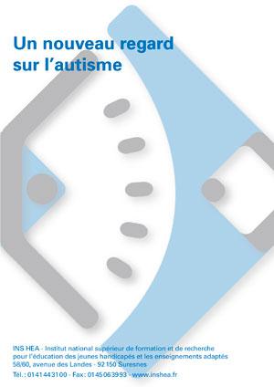 """Jaquette du film """"Un nouveau regard sur l'autisme"""" sans visuel"""