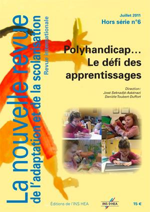 Couverture du Hors série n°6 de La nouvelle revue de l'adaptation et de la scolarisation