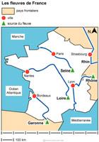 Les fleuves de France | INSHEA